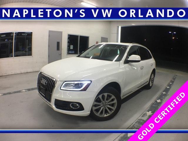 Photo Used Audi Q5 2.0T Premium in Orlando, Fl.