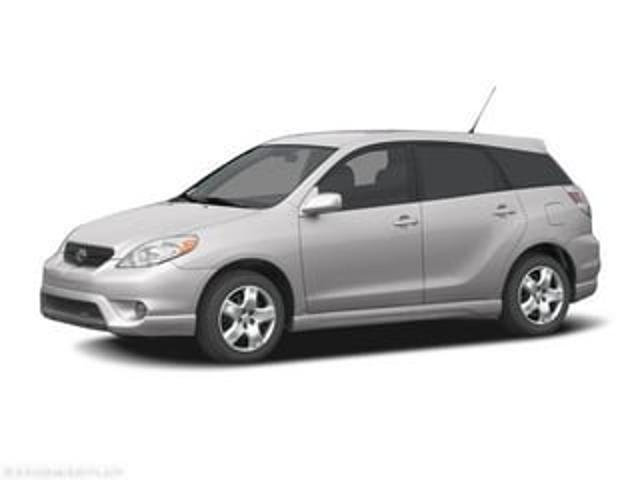 Photo 2006 Used Toyota Matrix 5dr Wgn XR Auto For Sale in Moline IL  Serving Quad Cities, Davenport, Rock Island or Bettendorf  S18424A