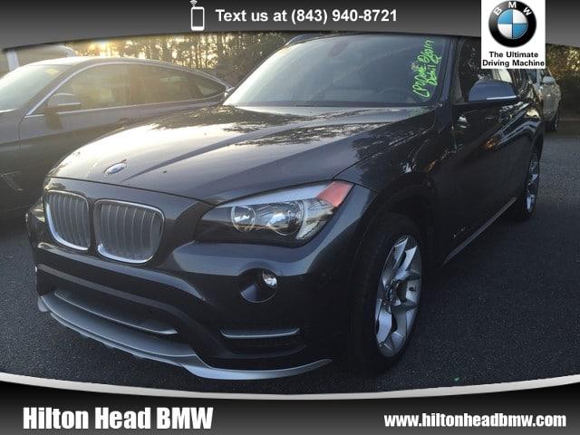 Photo 2015 BMW X1 sDrive28i sDrive28i SUV 4x2