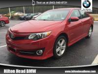 2012 Toyota Camry SE * Local Trade In * Satellite Radio * Bluetooth Sedan Front-wheel Drive