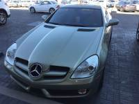 Pre-Owned 2009 Mercedes-Benz SLK 3.5L Convertible