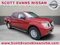 Certified Pre-Owned 2017 Nissan Frontier SV V6 RWD Crew Cab Pickup