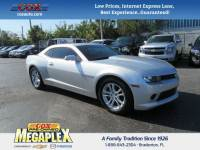 Pre-Owned 2015 Chevrolet Camaro 2LS RWD 2D Coupe