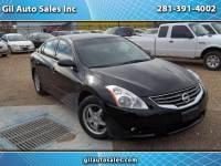 2011 Nissan Altima 4dr Sdn I4 2.5 SL