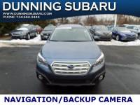 Certified Pre-Owned 2017 Subaru Outback 2.5i For Sale In Ann Arbor