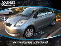 PRE-OWNED 2008 TOYOTA YARIS BASE FWD 3D HATCHBACK