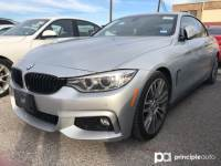 2015 BMW 4 Series 428i w/ M Sport/ Premium/Driver Assist Convertible in San Antonio