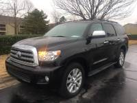 2011 Toyota Sequoia Limited 4WD LV8 FFV 6-Spd AT Ltd
