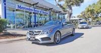 Certified Pre-Owned 2014 Mercedes-Benz E 550 Rear Wheel Drive Coupe