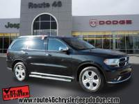 Used 2014 Dodge Durango Limited SUV For Sale in Little Falls NJ