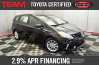 Certified Used 2014 Toyota Prius v Five for sale in Langhorne PA