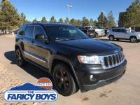 Certified Pre-Owned 2011 Jeep Grand Cherokee Laredo 4WD