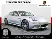 Pre-Owned 2015 Porsche Panamera 4