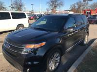 Pre-Owned 2015 Ford Explorer Limited FWD 4D Sport Utility
