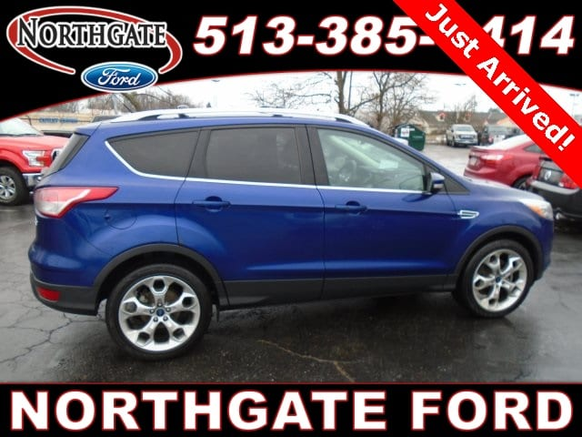 Photo Used 2015 Ford Escape Titanium in Cincinnati, OH