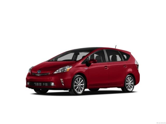 Photo Used 2012 Toyota Prius v Two For Sale Annapolis, MD