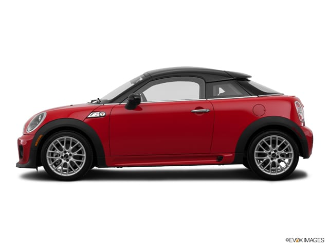 Photo Pre-Owned 2014 MINI Coupe Cooper S Coupe in Jacksonville FL