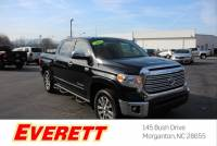 Pre-Owned 2015 Toyota Tundra Limited 5.7L V8 CrewMax 4x4 4WD