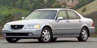 Pre-Owned 2002 Acura RL 3.5 FWD 4dr Car