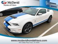 2010 Ford Shelby GT500 Base Coupe