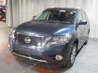 Certified Pre-Owned 2015 Nissan Pathfinder SV SUV in White Marsh, MD