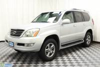 Pre-Owned 2008 Lexus GX 470 4WD 4dr Four Wheel Drive SUV