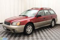 Pre-Owned 2002 Subaru Legacy Wagon 5dr Outback Automatic All Wheel Drive Wagon