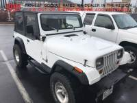Pre-Owned 1991 Jeep Wrangler S 4WD