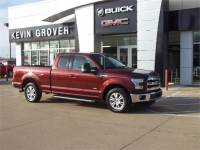 Used 2015 Ford F-150 Lariat Supercab 2WD