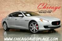 2014 Maserati Quattroporte S Q4 - ALL WHEEL DRIVE 1 OWNER NAVI BACKUP CAM KEYLESS GO ALCANTARA SUEDE