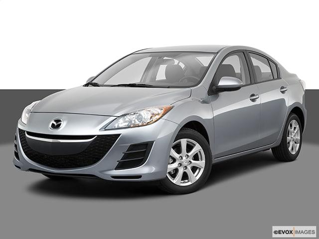 Photo Used 2010 Mazda Mazda3 i Sedan For Sale Grapevine, TX