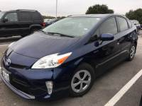 2014 Toyota Prius Three Navigation & Leather Hatchback Front-wheel Drive 5-door