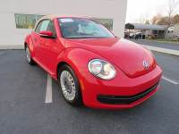 Certified Pre-Owned 2015 Volkswagen Beetle Convertible 1.8T FWD 2dr Car