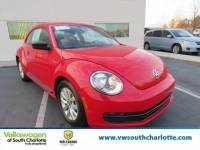 Certified Pre-Owned 2016 Volkswagen Beetle Coupe 1.8T S FWD 2dr Car