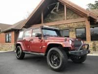 2008 Jeep Wrangler Unlimited Sahara 4WD