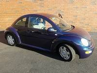 Pre-Owned 2001 Volkswagen New Beetle For Sale near Pittsburgh, PA | Near Greensburg, McKeesport, & Monroeville, PA | VIN:3VWCK21C81M438949