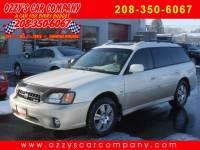 2004 Subaru Outback H6-3.0 VDC Wagon