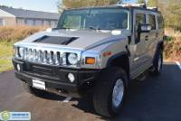 Pre-Owned 2003 HUMMER H2 4dr Wagon Four Wheel Drive Sport Utility
