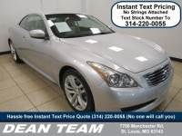 Used 2009 INFINITI G37 Convertible 2dr Base in St. Louis, MO