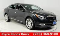 Used 2015 Buick LaCrosse Premium II Sedan for sale in Manassas VA