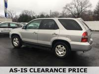 Used 2002 Acura MDX 3.5L SUV in Akron OH