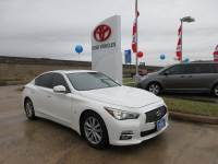 Used 2014 INFINITI Q50 Base Sedan RWD For Sale in Houston