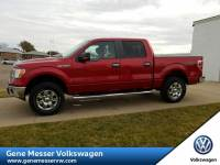 2011 Ford F-150 XLT Truck SuperCrew Cab 4x4