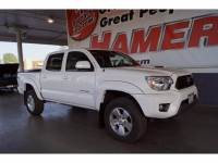 Certified Pre-Owned 2015 Toyota Tacoma PreRunner RWD 4D Double Cab