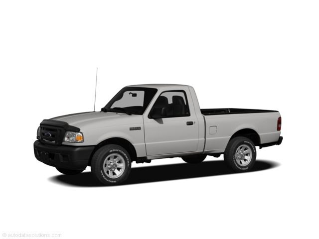 Photo 2010 Ford Ranger 2WD Reg Cab 112 XL Regular Cab Pickup