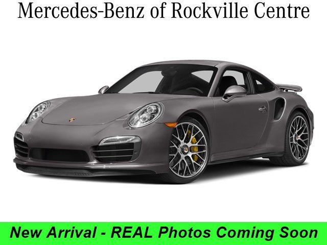 Photo Pre-Owned 2014 Porsche 911 Turbo S With Navigation  AWD