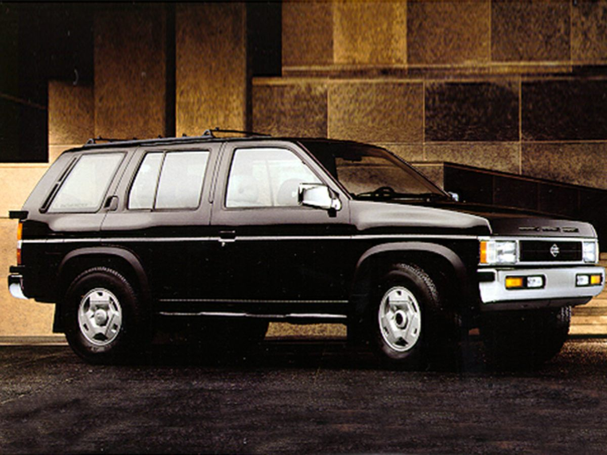 Photo Pre-Owned 1995 Nissan Pathfinder XE 4WD