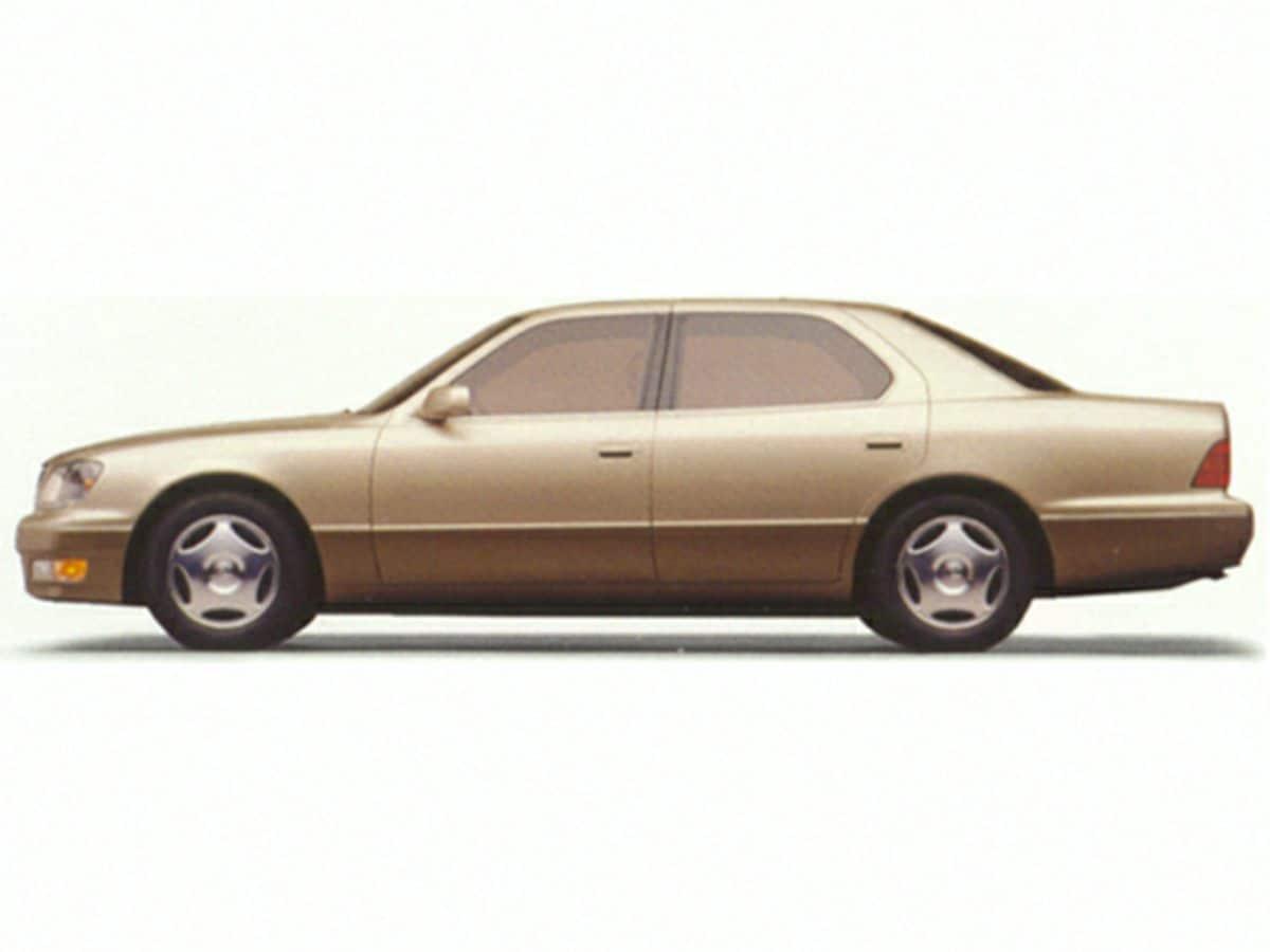 Photo 1998 LEXUS LS 400 Sedan RWD