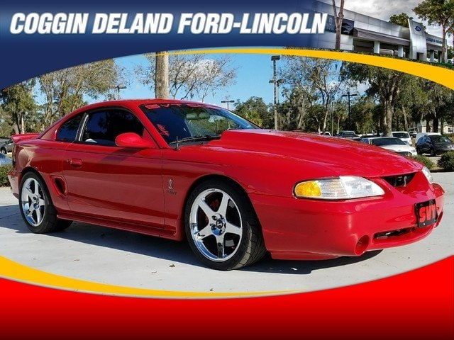 Photo Pre-Owned 1995 Ford Mustang GT Coupe in Jacksonville FL