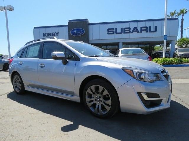 Photo Used 2015 Subaru Impreza 2.0i Sport Limited Hatchback in Ventura, CA
